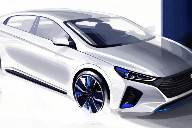 Hyundai IONIQ: kolejne spojrzenie