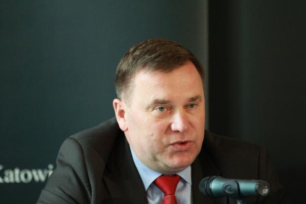 Zygmunt Łukaszczyk forsuje pomysł na elektrownie szczytowo-pompowe w starych kopalniach