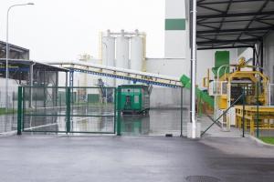Spalarnia odpadów komunalnych w Koninie została przekazana do regularnej eksploatacji w grudniu 2015 r. Fot. (Erbud)