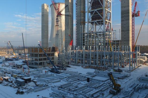 Nowe bloki w Elektrowni Opole gotowe w 30 proc.