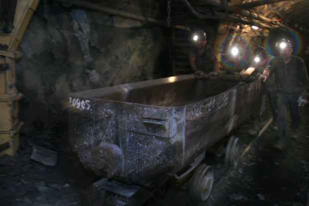Strajk głodowy rosyjskich górników