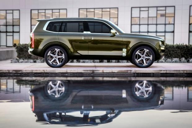 Nowa koncepcja SUV wg Kia