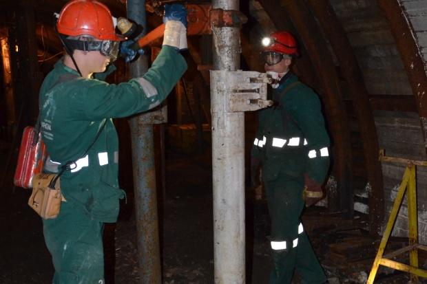 Tauron Wydobycie: nauka zawodu w kopalni Janina