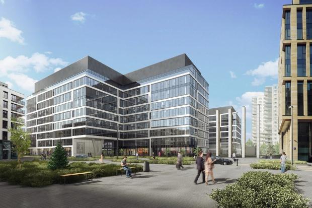 Kolejny energooszczędny biurowiec w Warszawie gotowy