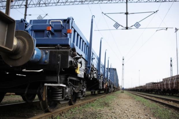 Już drugi rok spada przewóz towarów koleją