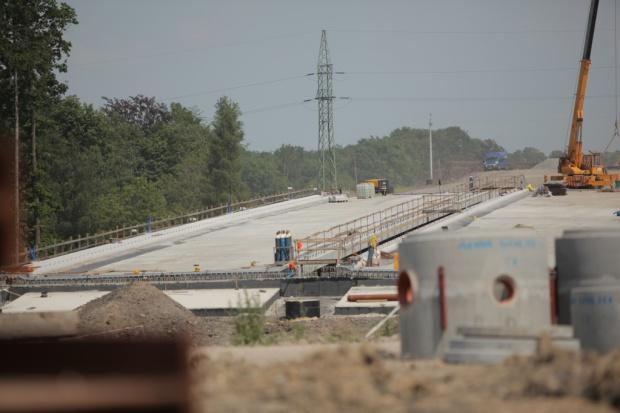 Kolejny odcinek obwodnicy Muszyny ma być otwarty w 2018 r.