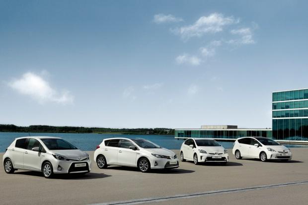 Rekordowy rok Toyoty w Polsce