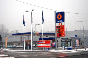 Statoil wprowadza paliwa zimowe