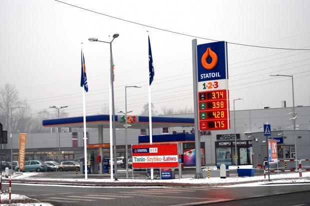 Nowa stacja Statoil 1-2-3 w Rudzie Śląskiej