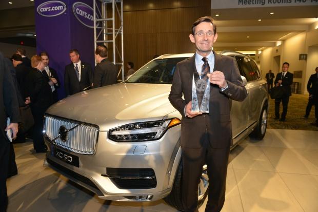 Volvo i Honda samochodami roku w USA