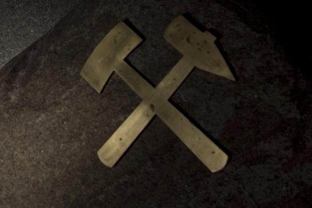 Ukraińscy górnicy zablokowali trasę do granicy z Polską