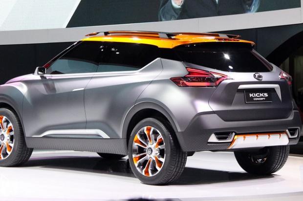 Nowy crossover Nissana