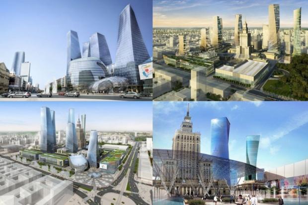Teren wokół Pałacu Kultury będzie przebudowany
