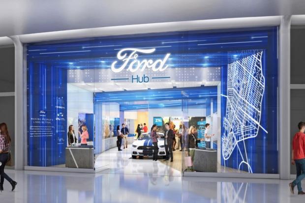Program Ford Pass powoli wchodzi na światowe rynki