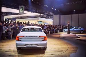 Volvo sygnalizuje polski debiut nowego S90