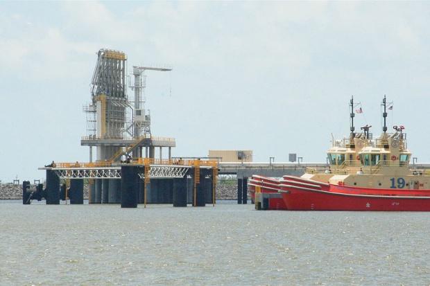 Amerykanie budują w Teksasie wielki terminal LNG
