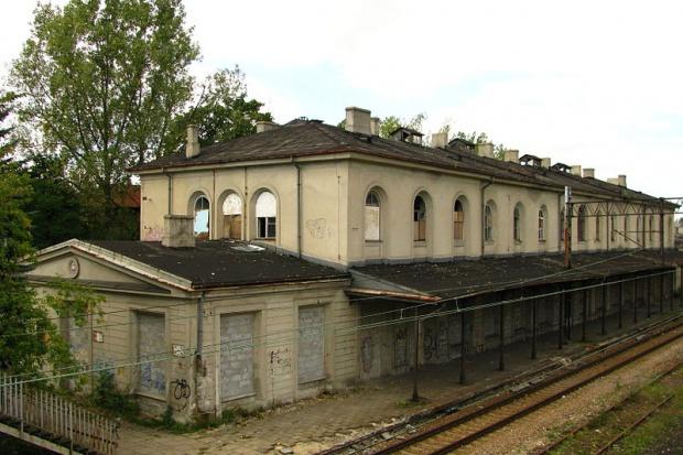 Władze Sosnowca lobbują ws. rewitalizacji dawnego dworca Maczki