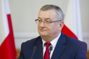 Andrzej Adamczyk: zamierzam realizować ambitne inwestycje drogowe i kolejowe