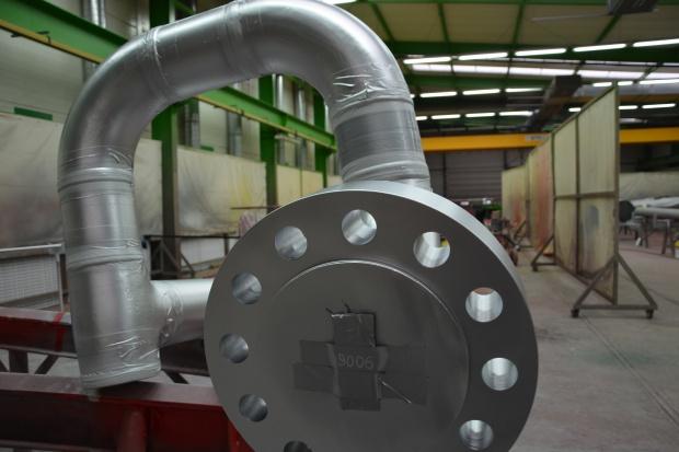 Energop ma kontrakty na rurociągi dla rafinerii w Belgii