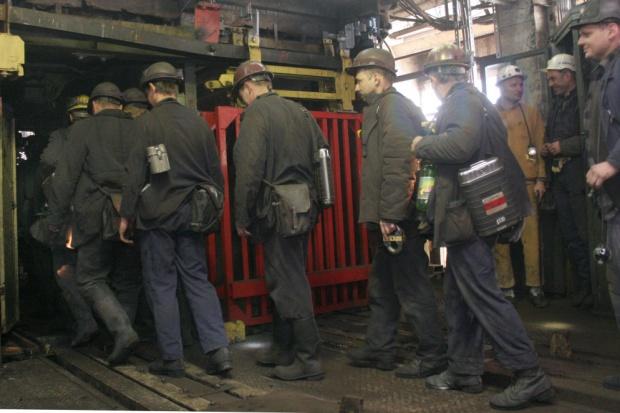 Masówki w kopalniach Katowickiego Holdingu Węglowego