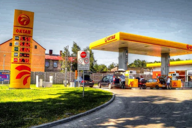 Nowa stacja w sieci Oktan
