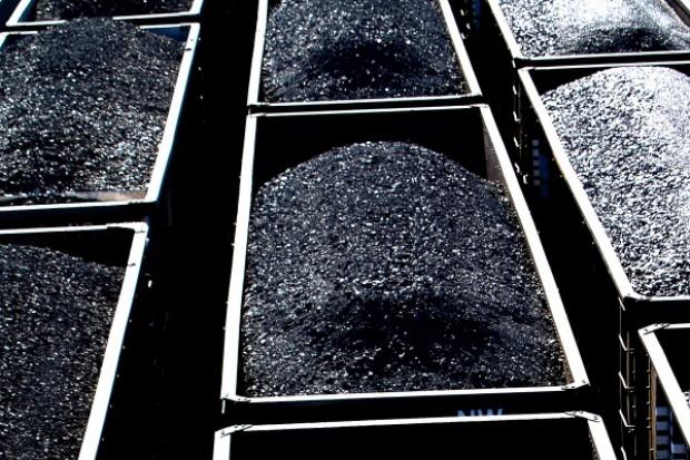 Ukraińscy górnicy ponownie blokują trasę do Polski