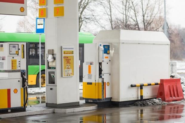 Zakończył się pierwszy etap modernizacji stacji Shell