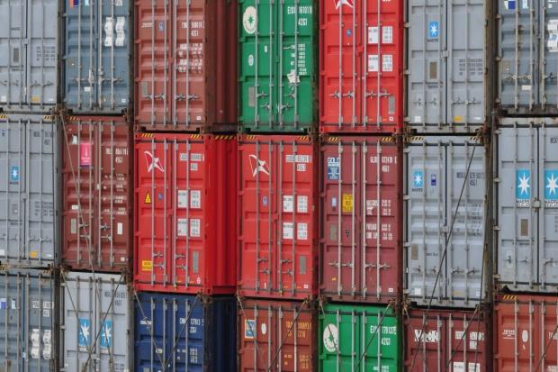 Koniec rozbudowy terminala kontenerowego w porcie Gdańsk
