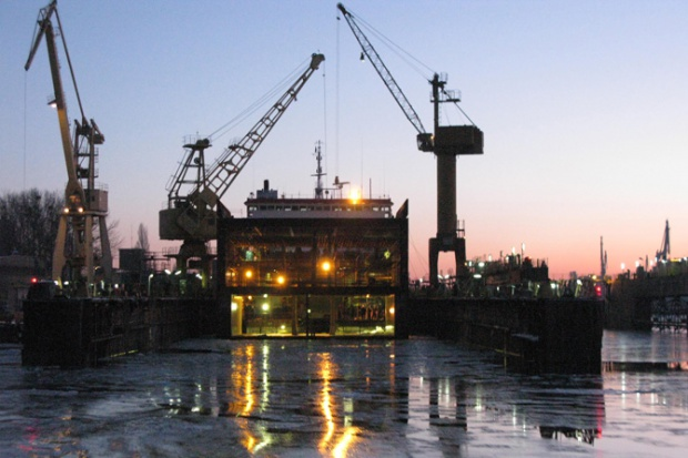 MSR Gryfia ma być filarem przemysłu okrętowego na Pomorzu Zachodnim