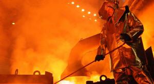Uzależnieni od koniunktury w przemyśle stalowym