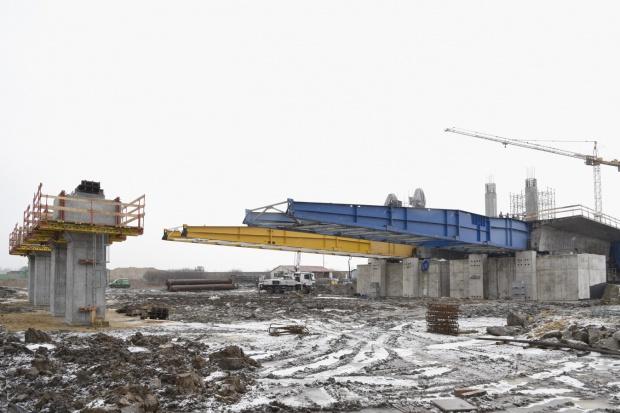 Na budowie drogi S5 powstaje most o długości 750 metrów
