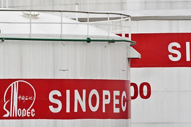 Chiński Sinopec pierwszym importerem amerykańskiej ropy