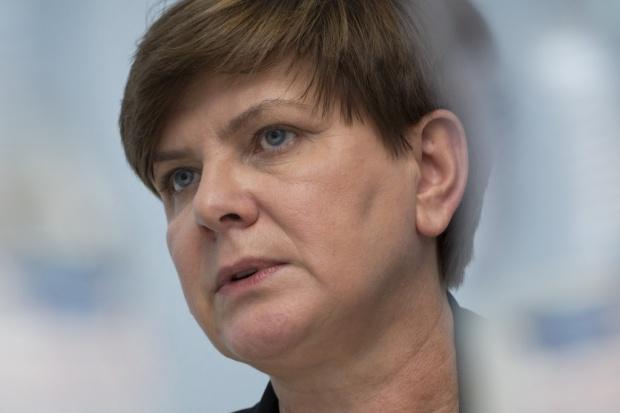 Szydło: dywersyfikacja źródeł energii wyzwaniem dla Polski
