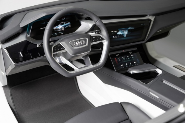 Kokpit przyszłości wg Audi