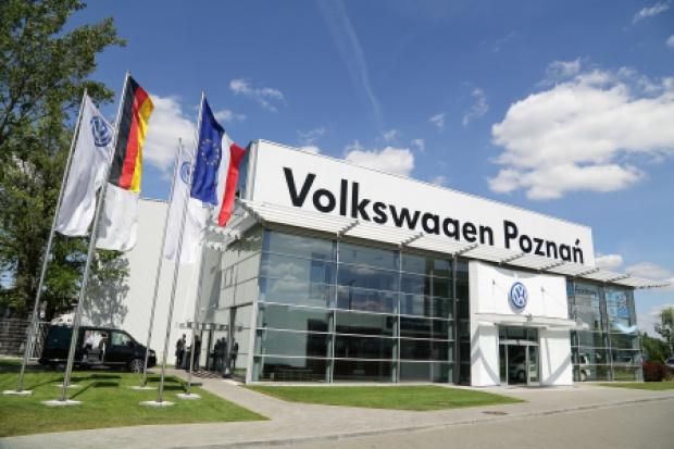 Volkswagen Poznań zwiększył produkcję i zatrudnienie