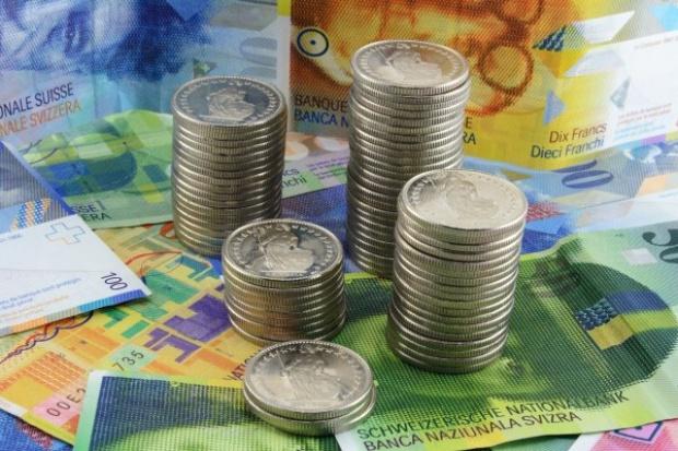Drogi frank cieszy eksporterów do Szwajcarii