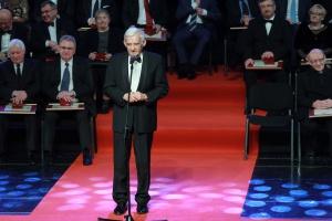 Jerzy Buzek, poseł do Parlamentu Europejskiego, były premier Polski i były przewodniczący Parlamentu Europejskiego