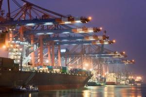 Coraz mniej polskich ładunków  odprawianych w Hamburgu