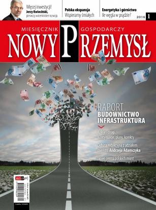 Magazyn Gospodarczy Nowy Przemysł 1/2016