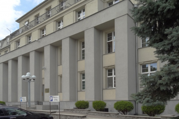 Centrala KW przeniesie się z ulicy Powstańców na ulicę Szewczenki?