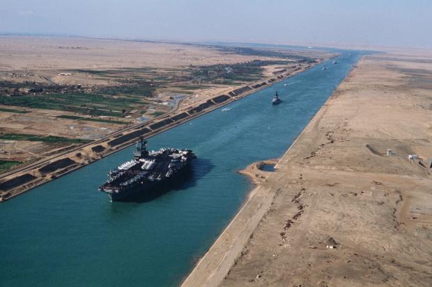 Koszt modernizacji Kanału Sueskiego zwróci się w 1,5 roku