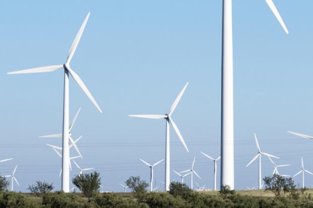 Chiny odebrały UE wiatrową palmę pierwszeństwa