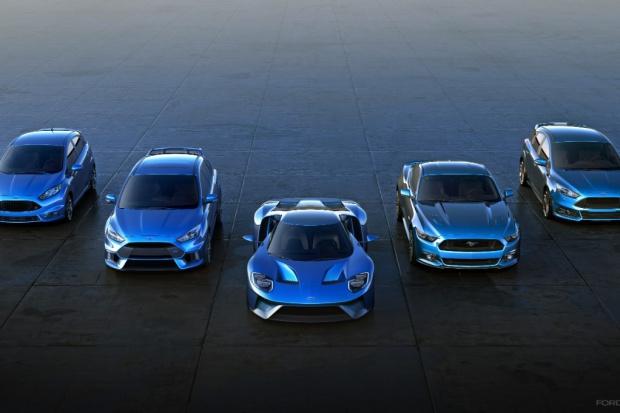 Ford zwiększa produkcję aut o wysokich osiągach na rynek europejski