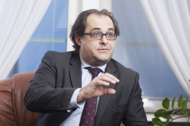 Marek Gróbarczyk: żegluga śródlądowa to sektor ogromnych szans