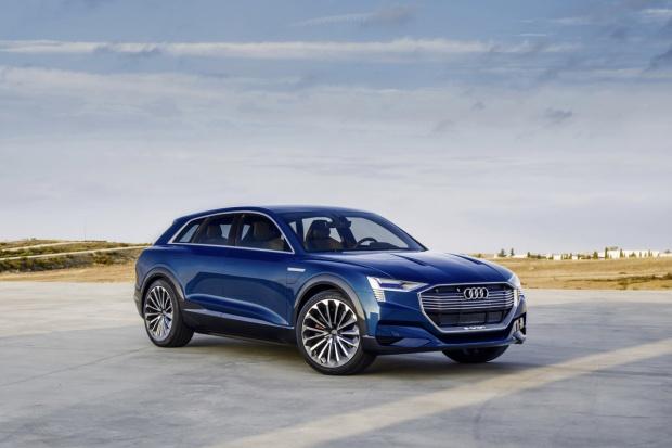 Fabryki Audi przed wdrożeniem założeń mobilności elektrycznej