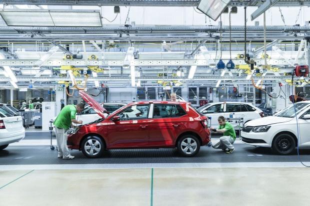 1,06 miliona samochodów Skody na całym świecie