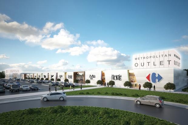 Carrefour wybuduje Metropolitan Outlet Bydgoszcz