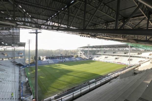 Mostostal Zabrze ma kolejne zlecenie na stadionie Górnika
