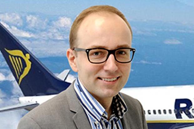 Członek zarządu Ryanair: myślimy o zdobyciu połowy rynku