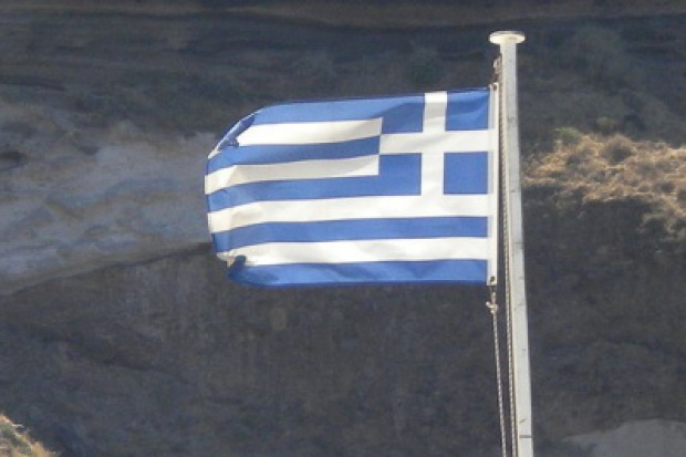 Co drugi Grek zalega z podatkami